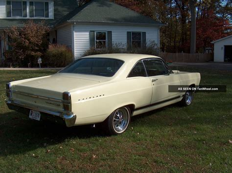 ford fairlane gta