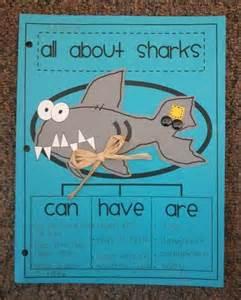 2nd Grade Shark Project