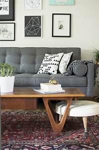 Graues Sofa Kombinieren : vintage teppiche gestalten ihre wohnung erstaunlich gut um ~ Michelbontemps.com Haus und Dekorationen