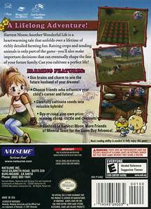 Harvest Moon Another Wonderful Life Box Shot For Gamecube