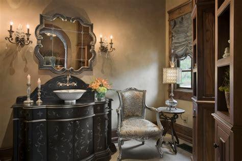 17+ Powder Room Vanity Designs, Ideas  Design Trends
