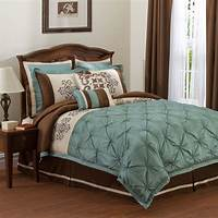 teal and brown bedding teal/brown bedding | For the Home | Pinterest | Bedding ...