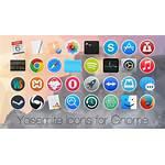 Linux Icons Yosemite Deviantart Icon Os Theme