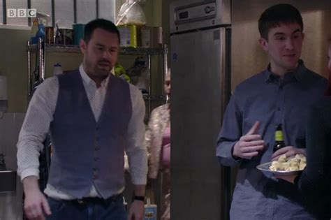 Mick Carter (danny Dyer) In
