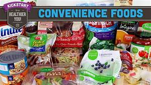 Convenience Foods for Easier Healthy Eating - Mind Over ...