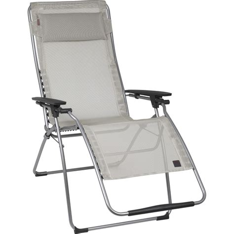 chaise longue pliante lafuma pas cher lafuma futura clipper xl recliner backcountry com