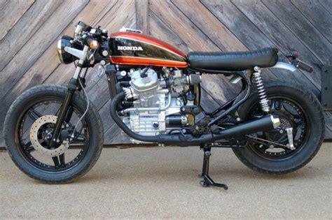 Honda Cx 500 Cafe Racer .....
