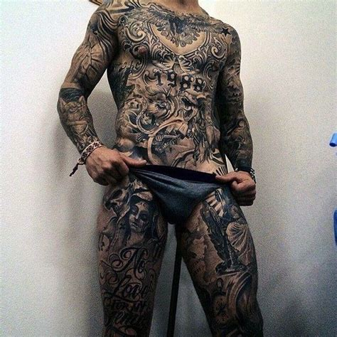 104 Best Images About Full Body Tattoos On Pinterest