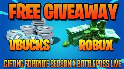 Free Psn Xbox Roblox Codes V Bucks Giveaway Youtube - Free ...
