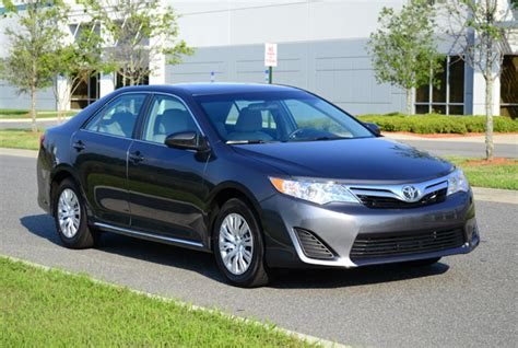 2012 Toyota Camry Le by 2012 Toyota Camry Le Review Test Drive