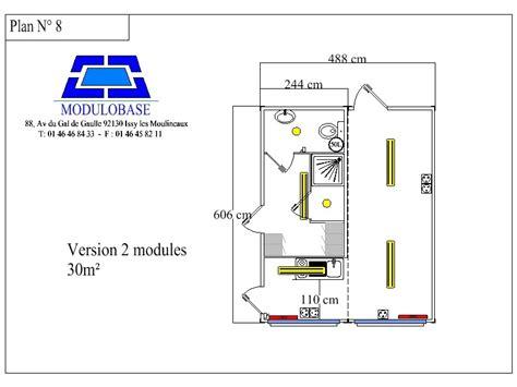 modulobase construction modulaire pr 233 fabriqu 233 e