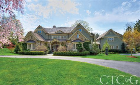 Charming Connecticut Home by Interior Designer Ronald Marshall S Greenfield Hill Estate