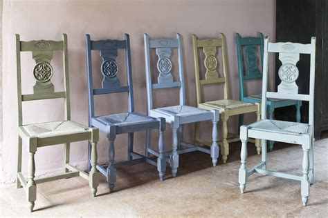 country chairs kitchen no muss no fuss with chalk paint eieihome 2690