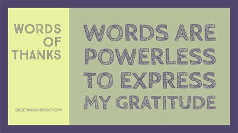 words   messages   express gratitude
