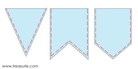 bunting template merrychristmaswishesinfo