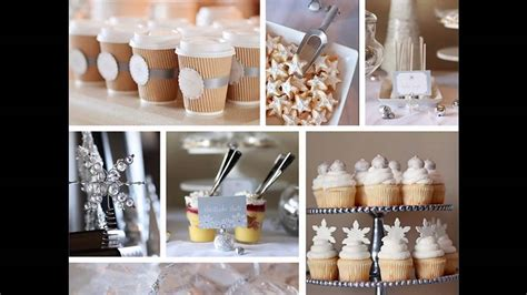 Winter Themed Baby Shower - winter theme baby shower decorations ideas