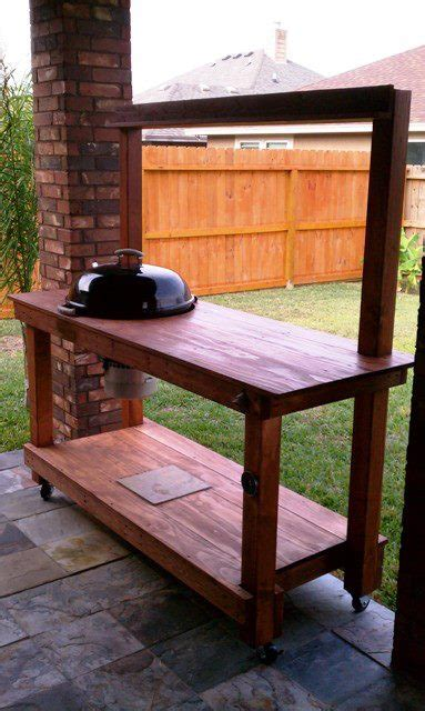 awesome diy projects  weber grills shelterness