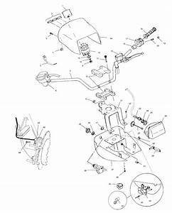 2003 Polaris Sportsman 500 Ho Parts Diagram