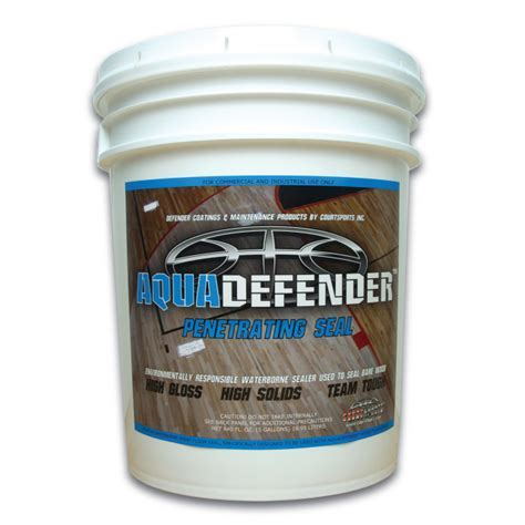 AQUADEFENDER? SEAL ? 5 gal   COURTSPORTS Store