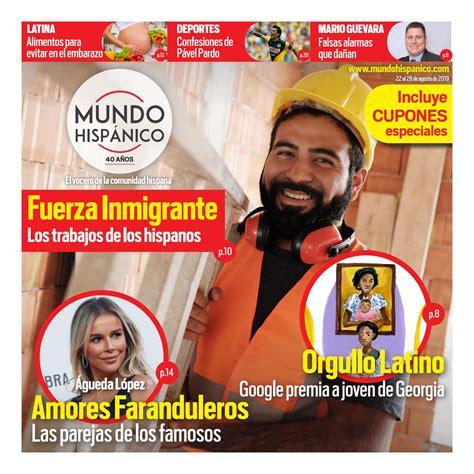 Fuerza Inmigrante by MUNDO HISPANICO Issuu