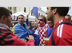 'Kill the Serb' Croatia & Kosovo Fans Unite in Hate at