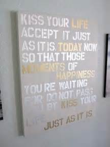 DIY Canvas Wall Art with Quotes