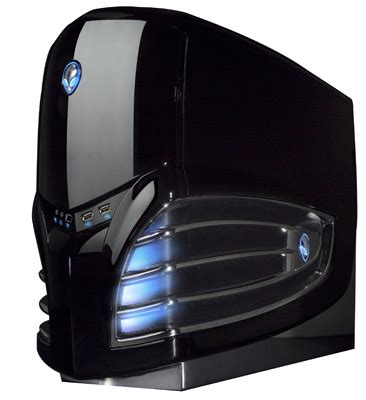 alienware area 51 alx crossfirex gaming pc the register