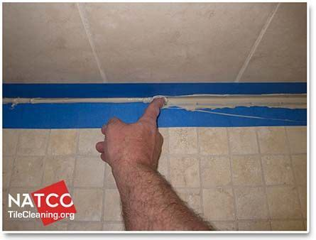how to re caulk a shower how to professionally re caulk a tile shower diy in 2019