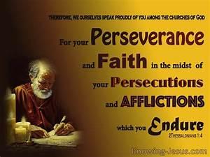 2 Thessalonians 1 4