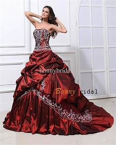new arrival burgundy ball gown wedding dresses arabic With burgundy wedding dresses gowns new