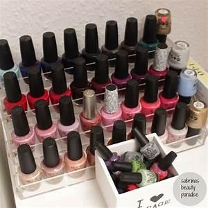 Nagellack Regal Ikea : die besten 25 nagellack aufbewahrung ideen auf pinterest nagel rack nagellack racks und ~ Markanthonyermac.com Haus und Dekorationen