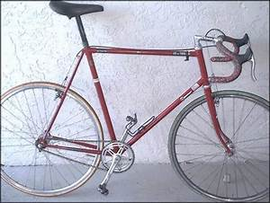 Vintage Trek Gallery - Cory Fry's TX900 Steel Road Bike