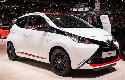 New Cars Toyota Aygo X-clusiv Trends