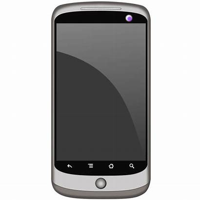 Phone Clipart Cell Mobile Cliparts Clipground