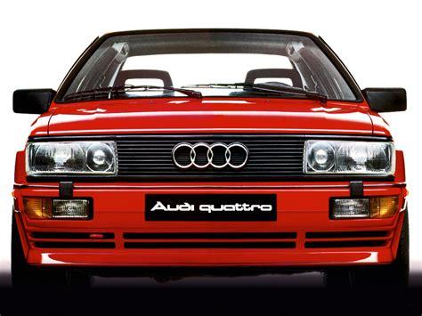 Audi Quattro 1980 1987 Audi Quattro 1980 1987 Photo 03