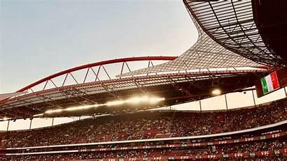 Sky Portugal Lisbon Crowd Stadium Teahub Io