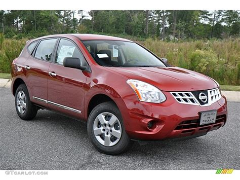 red nissan rogue 2013 nissan rogue red 200 interior and exterior images
