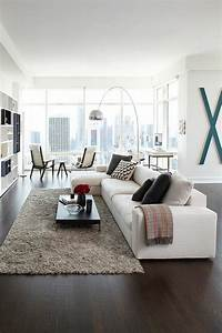 savourez la beaute de la lampe arc en 50 images With tapis moderne avec canapé d angle vintage