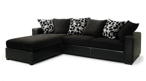 canapé noir tissu canapé d 39 angle tissu noir pas cher canapé tissu