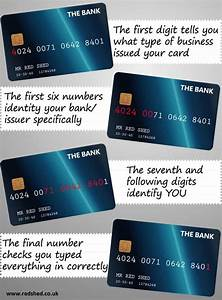Visa Card Number : how do credit card numbers work ~ A.2002-acura-tl-radio.info Haus und Dekorationen