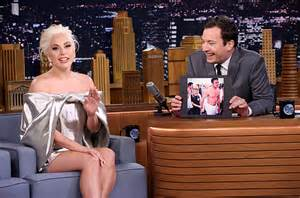 Lady Gaga Explains Why Horror Movies Relax Her On 'tonight