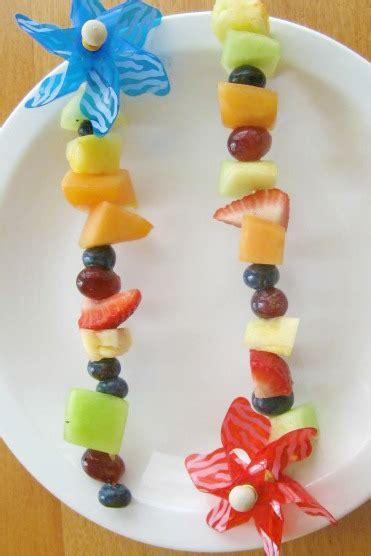 fruit kabobs  kids good food