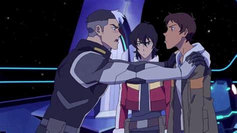 voltron funny moments shiro