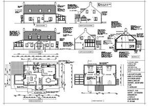 draw house plans construction drawings