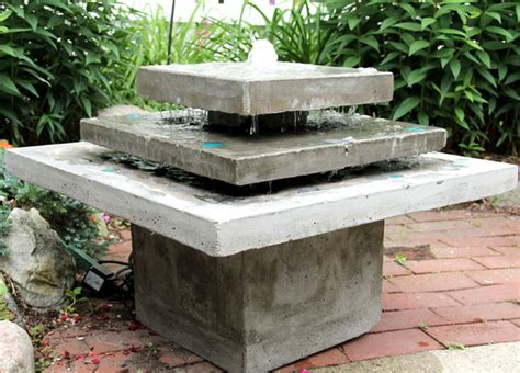 falling water feature http lomets