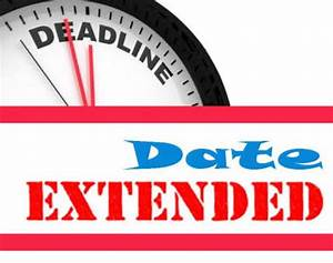 JEE Main Last Date Extended - News & Updates - Education  Extended