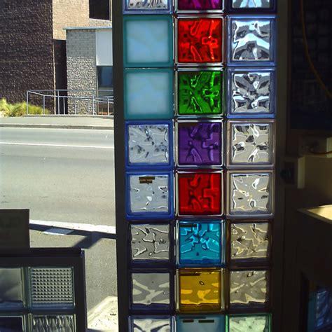 glass bricks framing lansdell glass