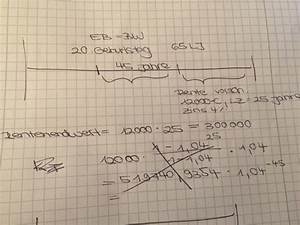 Meine Rente Berechnen : rente finanzmathematik rentenrechnung 3 einmalbetrag eb mathelounge ~ Themetempest.com Abrechnung