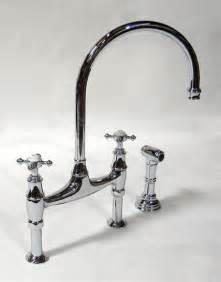 rohl perrin rowe deck bridge two handle faucet