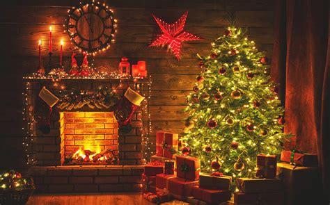 log cabin interior christmas decorating ideas pinecacom